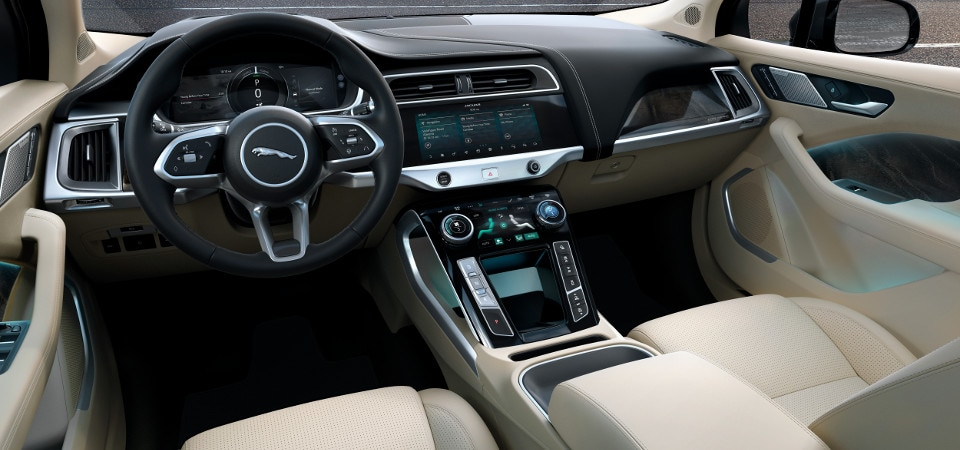 2019 Jaguar I-Pace Interior