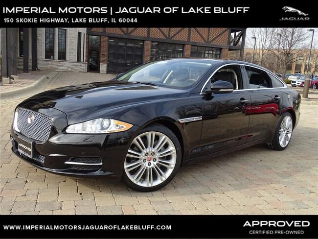 2015 Jaguar XJL XJL Portfolio Premium Edition Sedan