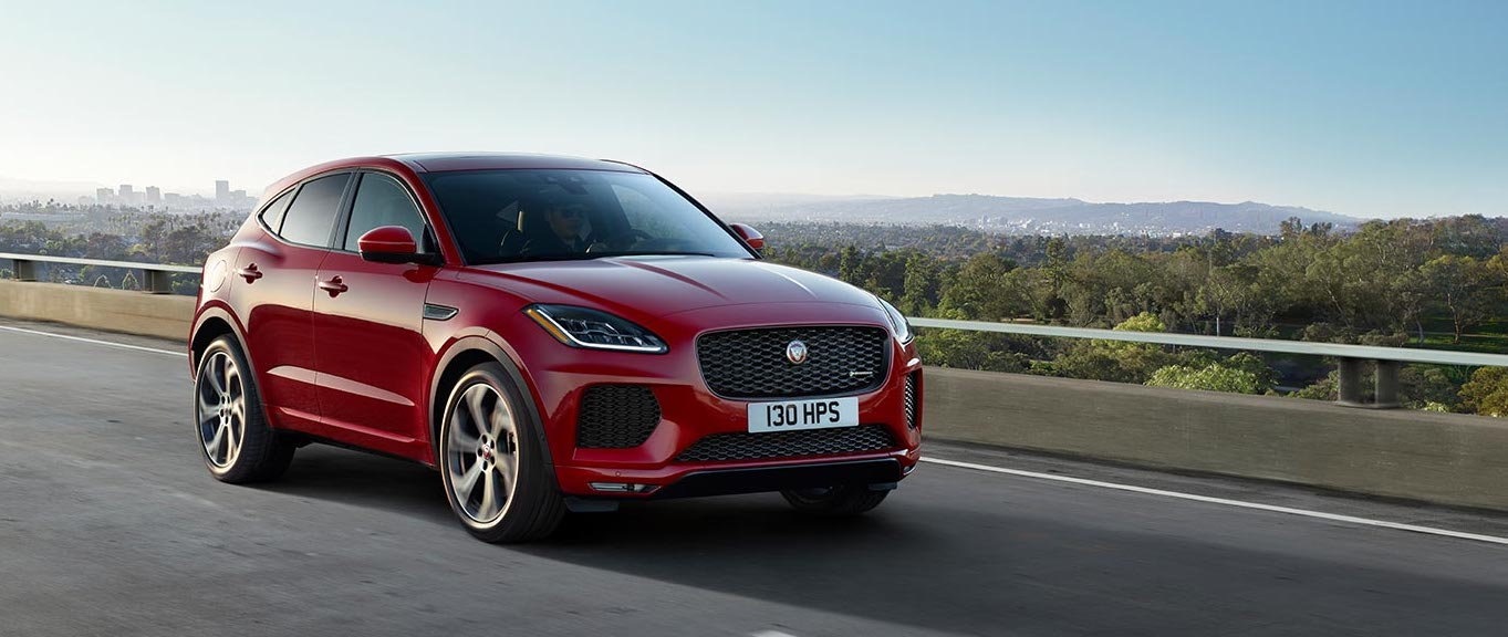 2018 Jaguar E-Pace Trim Packages in Lake Bluff, IL