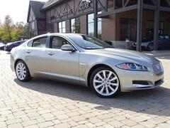 Used 2014 Jaguar XF 3.0 AWD Sedan SAJWJ0EF9E8U20404 for sale in Lake Bluff, IL