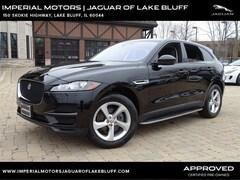 Used 2017 Jaguar F-PACE 20d Premium SUV SADCJ2BN9HA086966 for sale in Lake Bluff, IL