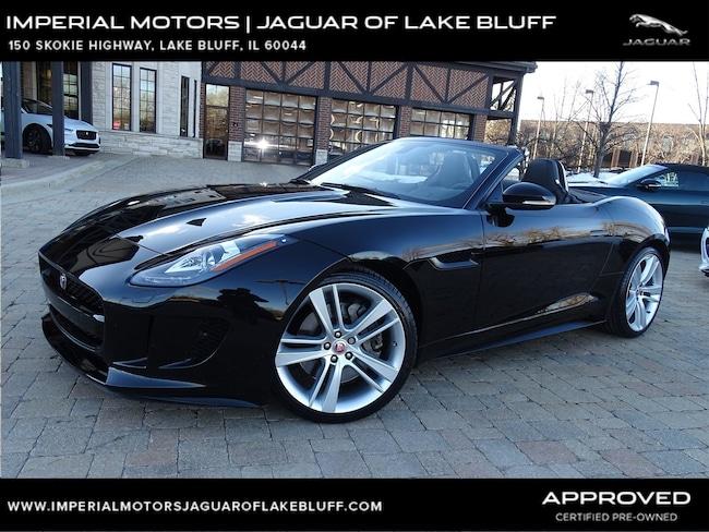 2016 Jaguar F-TYPE Convertible