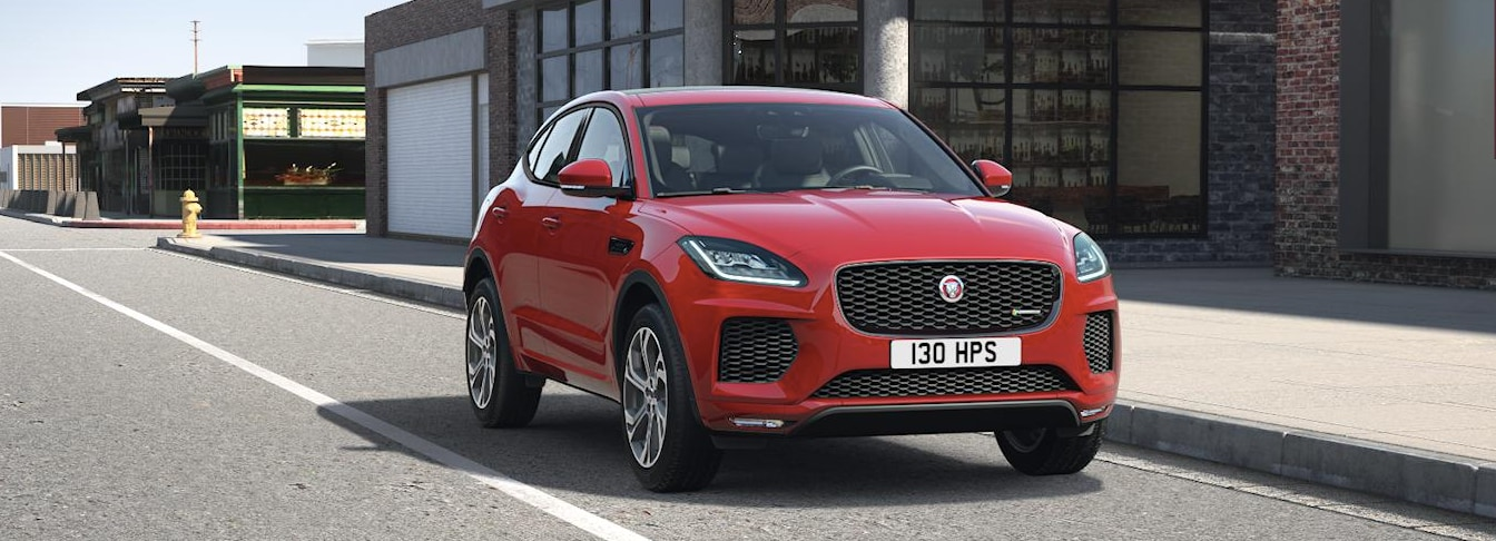 2018 Jaguar E-PACE near Lake Bluff, IL