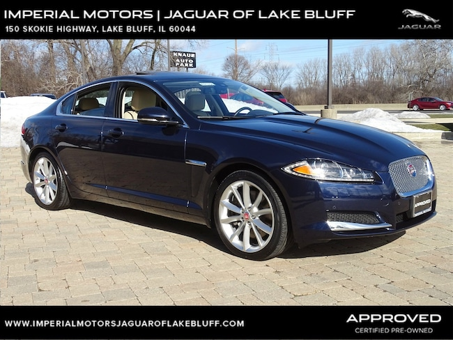 2015 Jaguar XF V6 Portfolio AWD Sedan