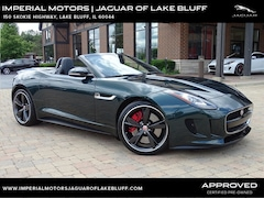 Certified Pre-Owned 2015 Jaguar F-TYPE V8 S Convertible for sale in Lake Bluff, IL