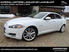 Certified Pre-Owned 2015 Jaguar XF V6 Portfolio Sedan SAJWJ0FF4F8U74631 for sale in Lake Bluff, IL