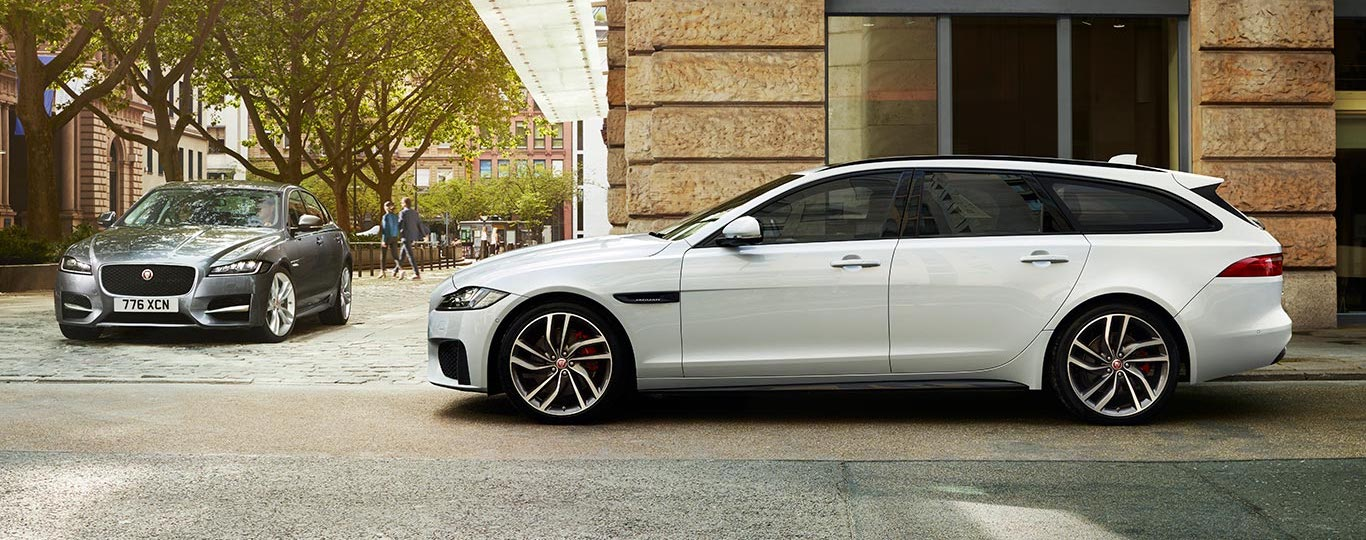 2018 Jaguar XF Trim Options in Lake Bluff, IL