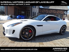 Certified Pre-Owned 2016 Jaguar F-TYPE R AWD Coupe SAJWJ6DL0GMK29202 for sale in Lake Bluff, IL