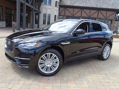 New 2019 Jaguar F-PACE Portfolio SUV SADCN2GX6KA606269 for sale in Lake Bluff, IL