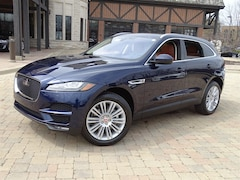 New 2019 Jaguar F-PACE Portfolio SUV SADCN2GX7KA602411 for sale in Lake Bluff, IL