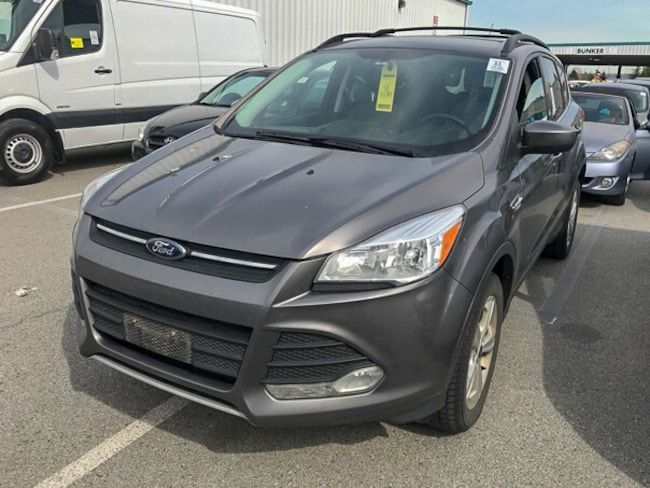 2013 Ford Escape SE 4WD - HEATED SEATS - LOCAL BC! SUV