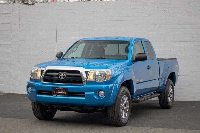 2008 Toyota Tacoma SR5 TRD Off-Road Access Cab 4x4 Truck