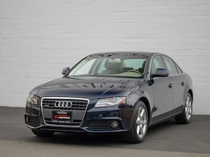 2009 Audi A4 2.0T Quattro - LOCAL BC! Sedan