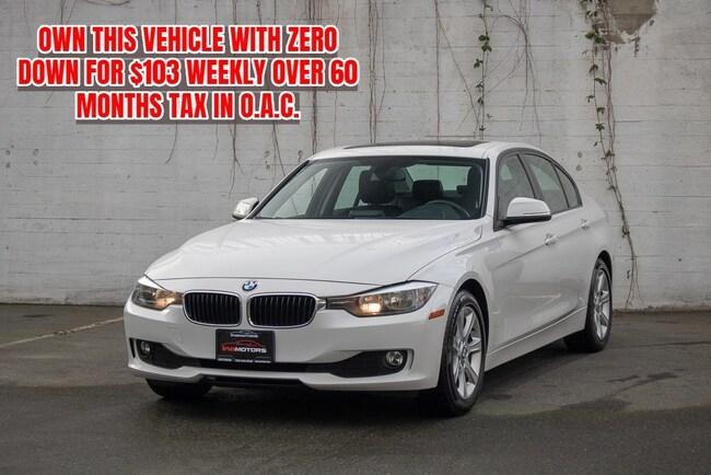 2013 BMW 320I - LOCAL BC! Sedan