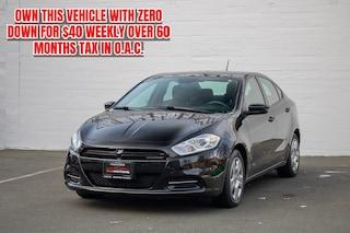 2013 Dodge Dart SE - LOCAL BC - NO ACCIDENTS! Sedan