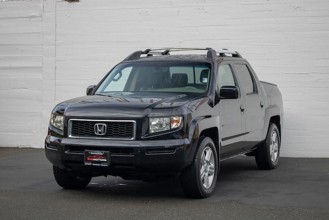 2006 Honda Ridgeline EX-L Crew Cab 4WD Truck