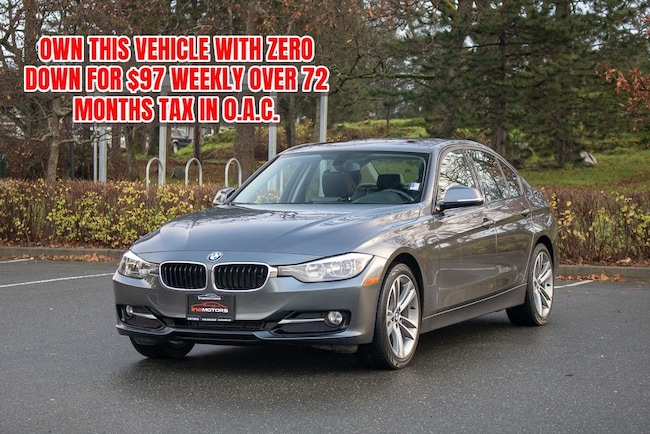 2014 BMW 320I xDrive - FULLY LOADED NAVIGATION! Sedan