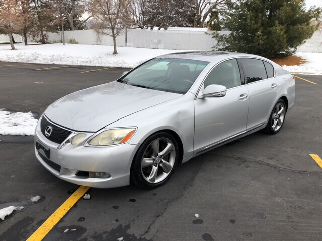 2008 LEXUS GS 350 Base Sedan