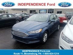 2018 Ford Fusion S S FWD