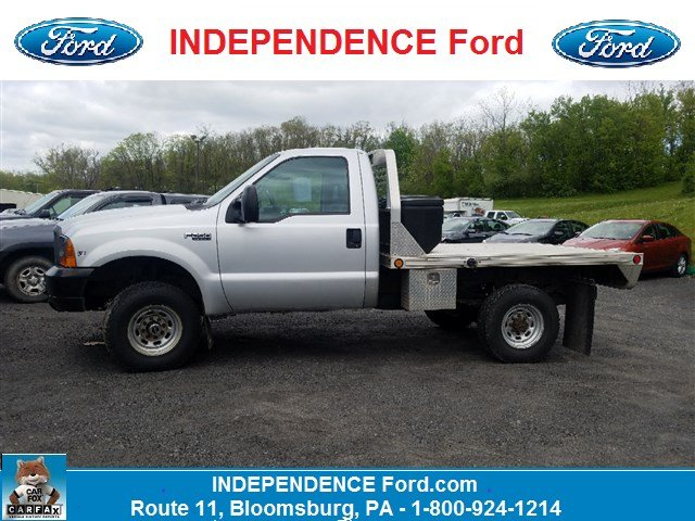 1999 Ford F-250 Truck Regular Cab