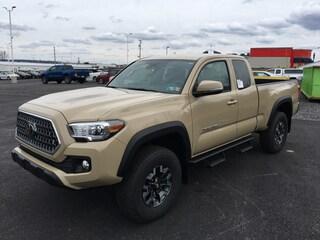 New 2019 Toyota Tacoma TRD Off Road V6 Truck Access Cab