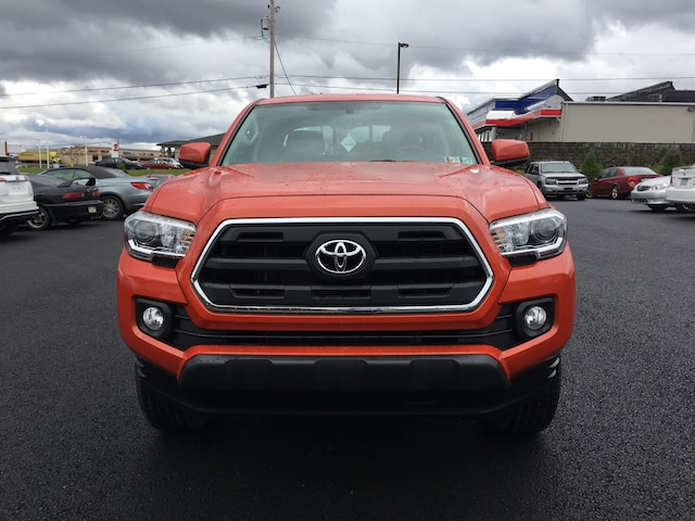 Used 2016 Toyota Tacoma For Sale | Hazleton PA