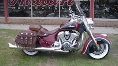 2015 Indian Motorcycle Chief  Vintage Indian Red / Th