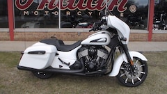 2019 Indian Motorcycle Chieftain Dark Horse  White Sm