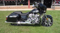 New 2021 Indian Motorcycle Chieftain  Limited Thunder Black Pearl for sale at Dick Scott Automotive Group