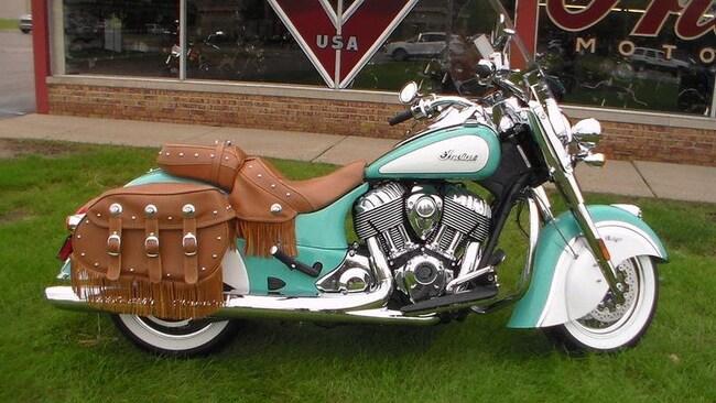 2019 Indian Motorcycle Chief  Vintage Icon Series Coa