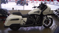 New 2020 Indian Motorcycle Challenger Dark Horse White Smoke for sale at Dick Scott Automotive Group