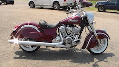 2018 Indian Motorcycle Chief  Classic ABS Burgundy Me