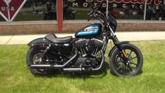 2018 Harley-Davidson XL1200NS - Sportster  Iron 120