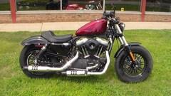 2017 Harley-Davidson XL1200X - Forty-Eight
