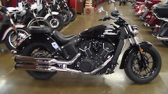 Used 2018 Indian Motorcycle Scout  Sixty Thunder Black for sale at Dick Scott Automotive Group