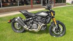 New 2019 Indian Motorcycle FTR  1200 S Titanium Metallic for sale at Dick Scott Automotive Group