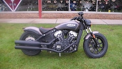 New 2019 Indian Motorcycle Scout  Bobber ABS Bronze Smoke for sale at Dick Scott Automotive Group