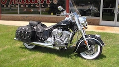 New 2019 Indian Motorcycle Chief  Vintage Thunder Black for sale at Dick Scott Automotive Group