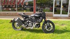 New 2019 Indian Motorcycle FTR  1200 Thunder Black for sale at Dick Scott Automotive Group