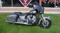 New 2020 Indian Motorcycle Chieftain  Titanium Smoke for sale at Dick Scott Automotive Group