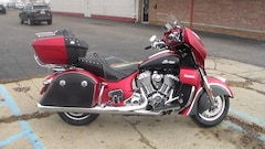 New 2019 Indian Motorcycle Roadmaster  Icon Series Ruby S for sale at Dick Scott Automotive Group