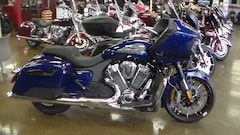New 2020 Indian Motorcycle Challenger Limited Deepwater Metallic for sale at Dick Scott Automotive Group