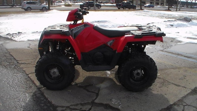 2018 Polaris Sportsman  570 Indy Red