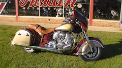 New 2019 Indian Motorcycle Chieftain  Classic Icon Series for sale at Dick Scott Automotive Group