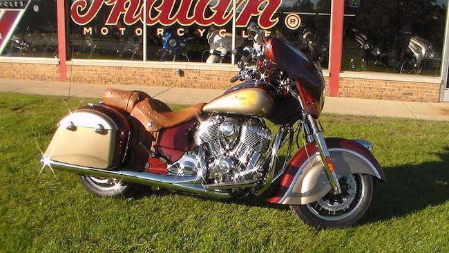 2019 Indian Motorcycle Chieftain  Classic Icon Series