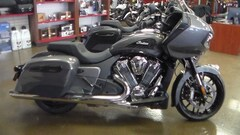 New 2020 Indian Motorcycle Challenger Titanium Metallic for sale at Dick Scott Automotive Group