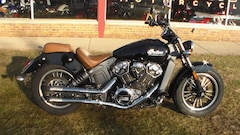 Used 2018 Indian Motorcycle Scout  Thunder Black for sale at Dick Scott Automotive Group