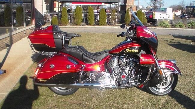 2019 Indian Motorcycle Roadmaster  Elite Wildfire Red