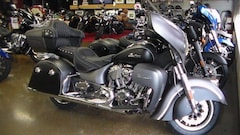 New 2019 Indian Motorcycle Roadmaster  Steel Gray Smoke / for sale at Dick Scott Automotive Group