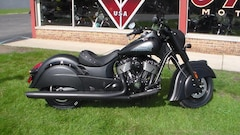New 2019 Indian Motorcycle Chief Dark Horse  Thunder Blac for sale at Dick Scott Automotive Group